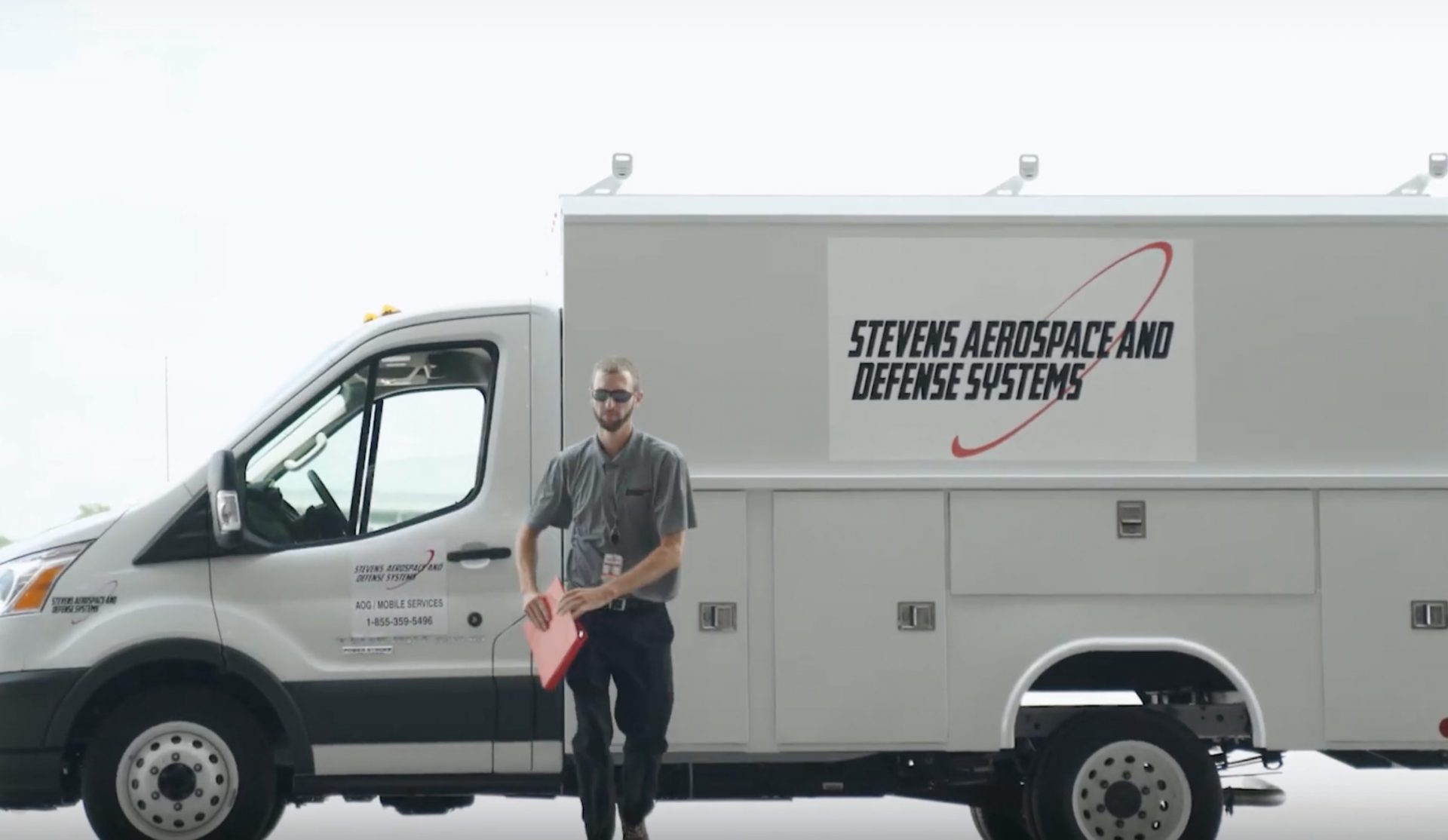 Stevens Aerospace, Inc AOG Support